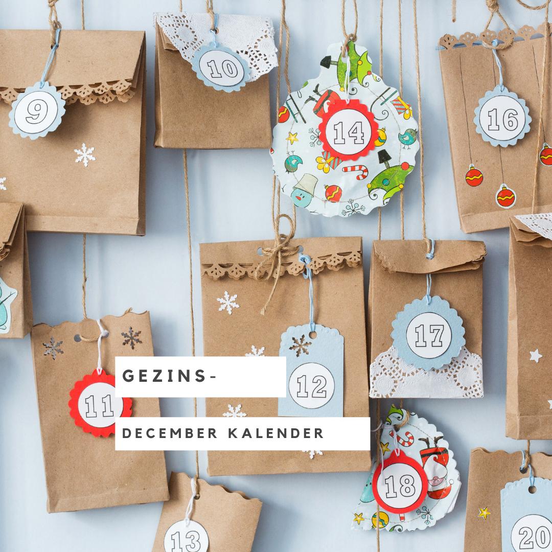Van decemberdomper naar decembergeluk (met een cadeautje voor jou)