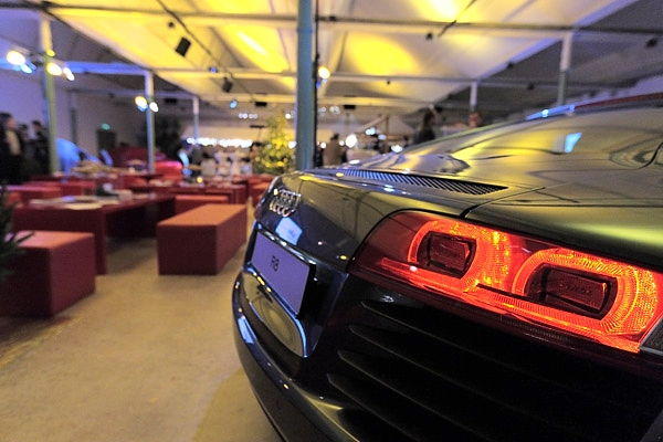 AMAG Audi Weihnachtsevent, Zwicky Halle