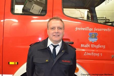 Terporten, Georg - Unterbrandmeister