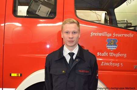 Paulsen, Peter - Feuerwehrmann
