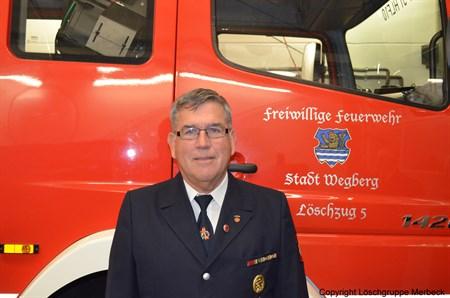 Geerkens, Heinz - Unterbrandmeister