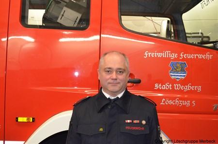 Münch, Carsten - Brandinspektor und stv. Zugführer des Zug 5