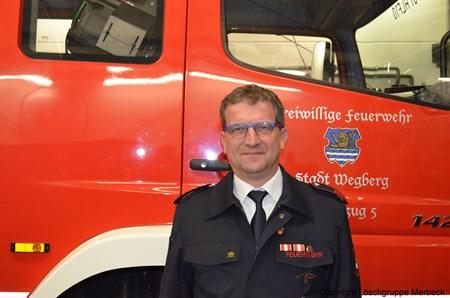 Gehlen, Norbert - Unterbrandmeister