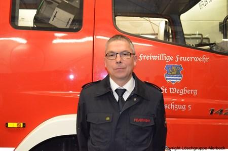 Paulsen, Gerhard - Hauptfeuerwehrmann