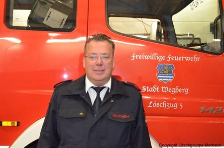 Jörissen, Norbert - Hauptfeuerwehrmann