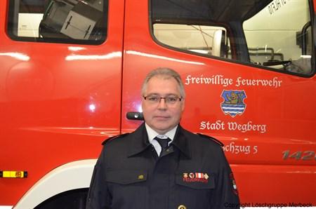Rips, Frank - Unterbrandmeister und Atemschutzgerätewart