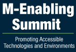 Logo M-Enabling Summit Washington