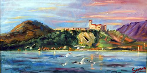 """""""Castello di Angera"""""""