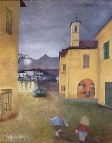 """""""Bimbi liberi a Orta San Giulio"""""""