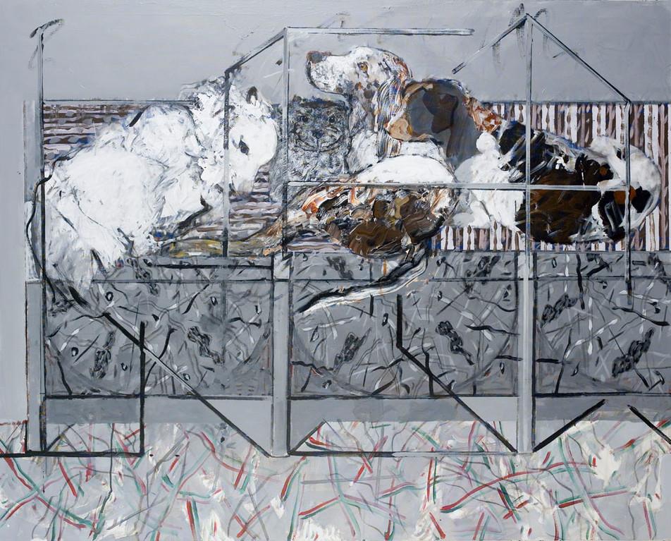 Cage et volupté