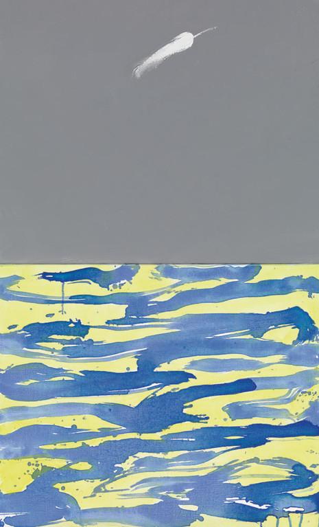 La plume et l'eau