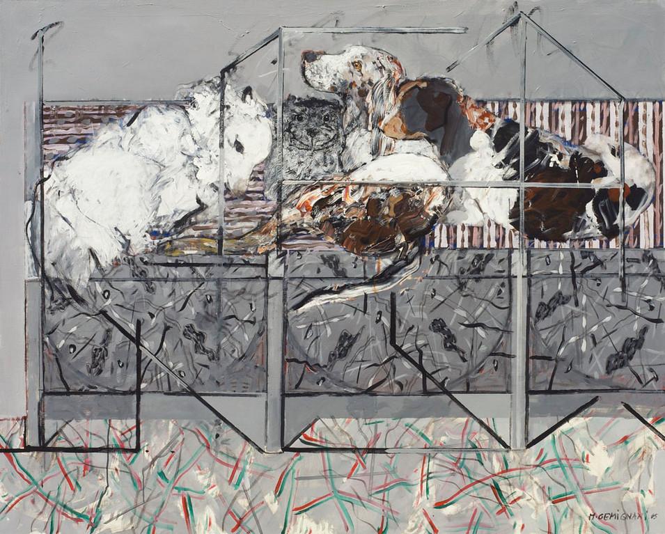 Cage et volupté 2005