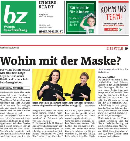 Bezirkszeitung | 10th of February 2021