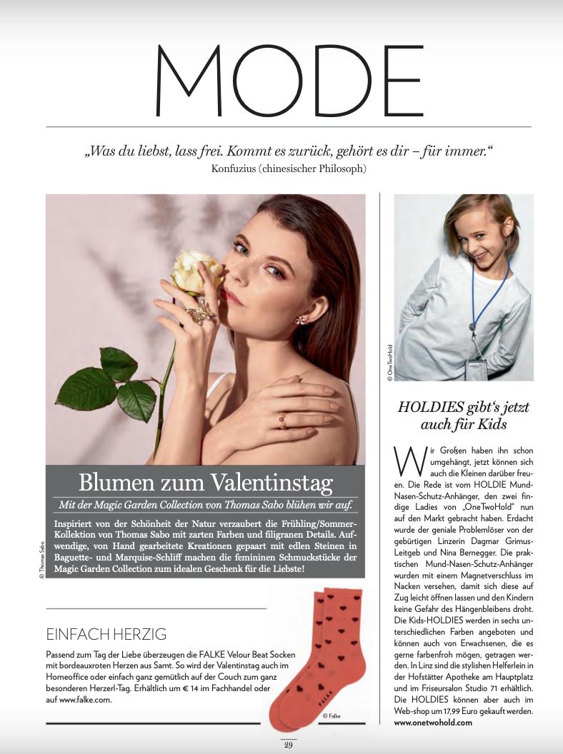 Die Oberösterreicherin | 5th of February 2021