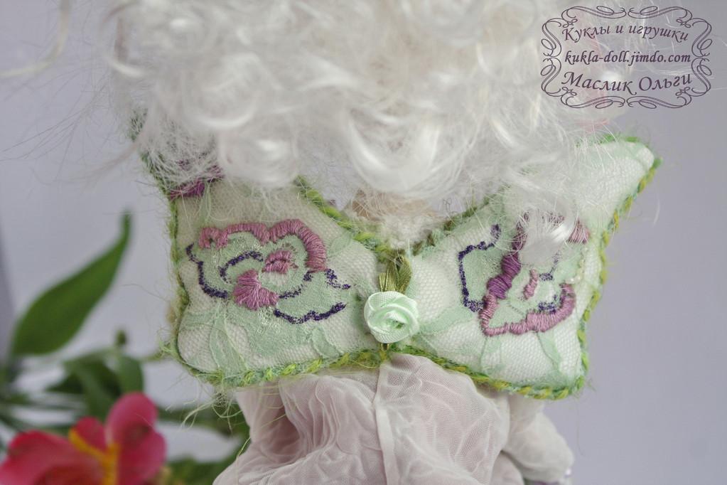 Текстильная кукла, Фея