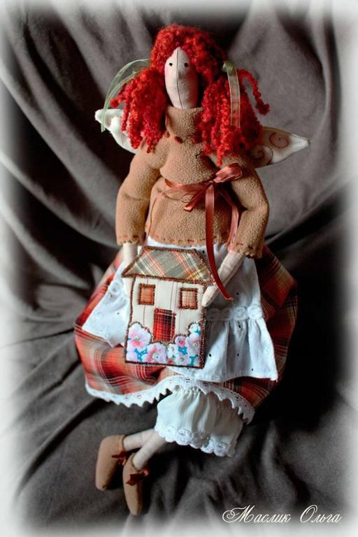 Кукла Тильда. Фея домашнего уюта