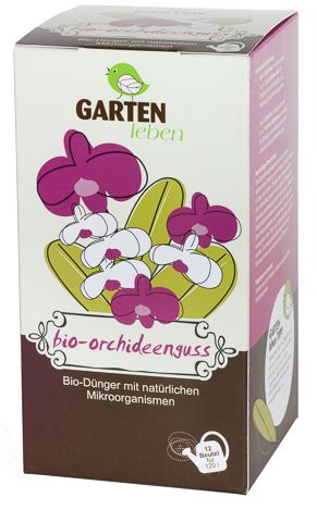 für Orchideen