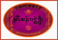 Himalaya friends Webseite