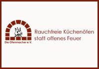 rauchfreie Öfen Webseite