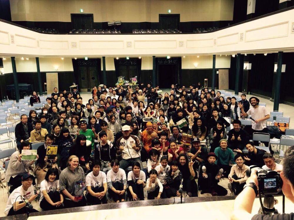 Power of tap 郡山公演