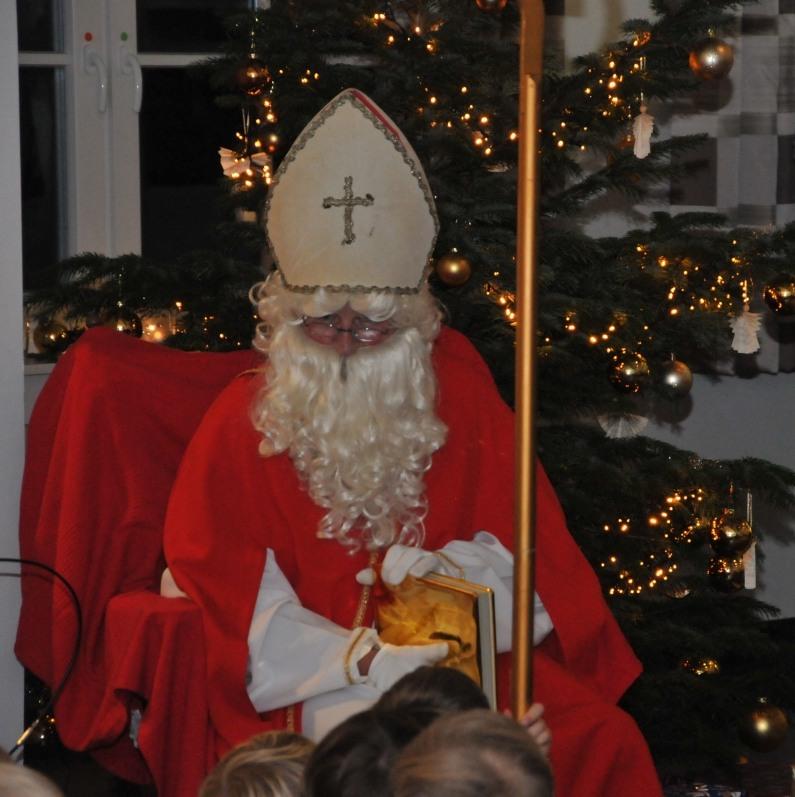 Dann kam der Nikolaus