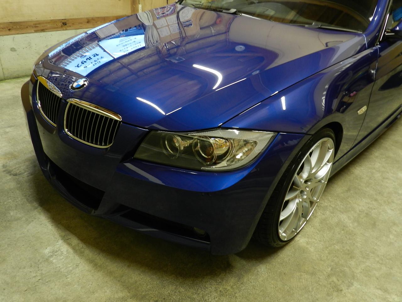 BMW 325i TTクリアブラックカーボン