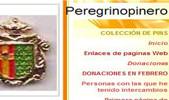 La página de heráldicas de Pedro, mi cicerone en esto de coleccionar escudos municipales.