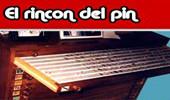 El Rincón del Pin, donde hago la mayoría de mis intercambios. En sus foros podrás encontrar todo tipo de pins: futbolísticos, heráldicos, turísticos...