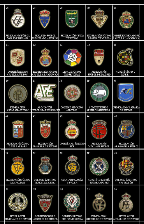 Federaciones y Comités 02.