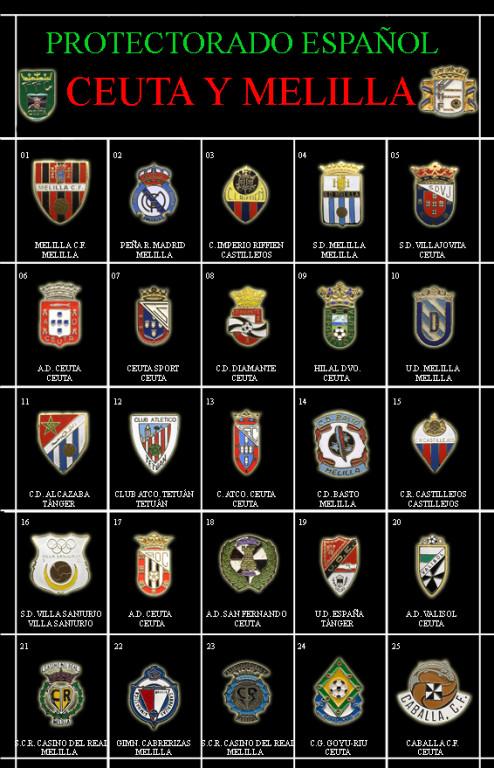 Ceuta, Andorra, Melilla y Protectorado 01.