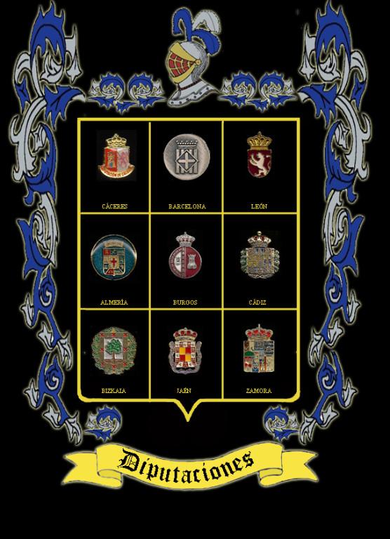 Diputaciones Provinciales 02.