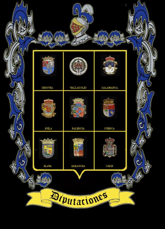 Diputaciones Provinciales 01.
