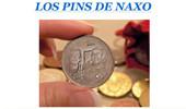 Los pins de Nacho y Luciano. Tienen muchísimas heráldicas y futbolísticas, sobre todo de su Asturias natal.