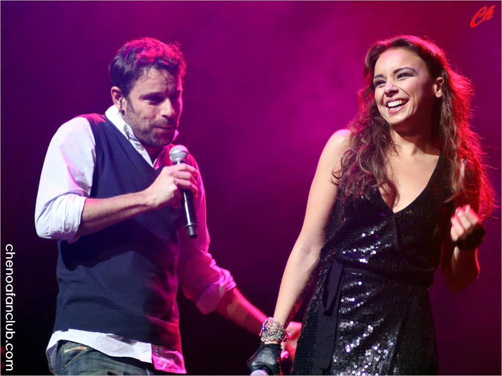 Concierto en Teatro Arteria (Madrid) - 19/02/2011 (Fotos Celia de la Vega)