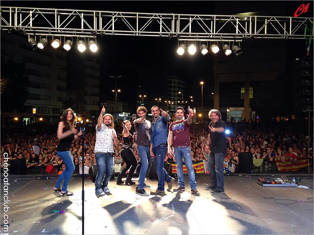 Fotos Terrassa (Barcelona) - 05/07/2014 (Fotos Celia de la Vega)