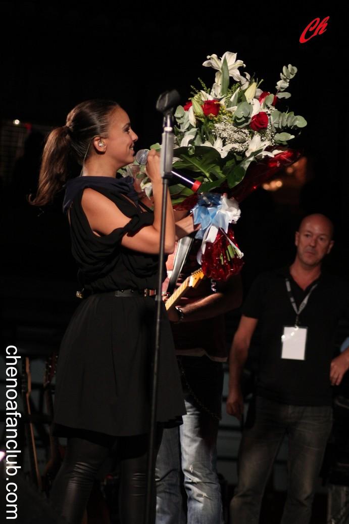 Concierto Villahermosa (Ciudad Real) - Fotos Celia de la Vega 08/09/2012