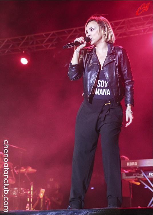 Concierto Villanueva de la Serena (Badajoz)  21/07/2017 - Fotos Celia de la Vega