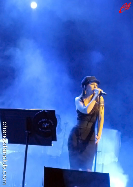 Concierto en Bilbao 3/03/2013