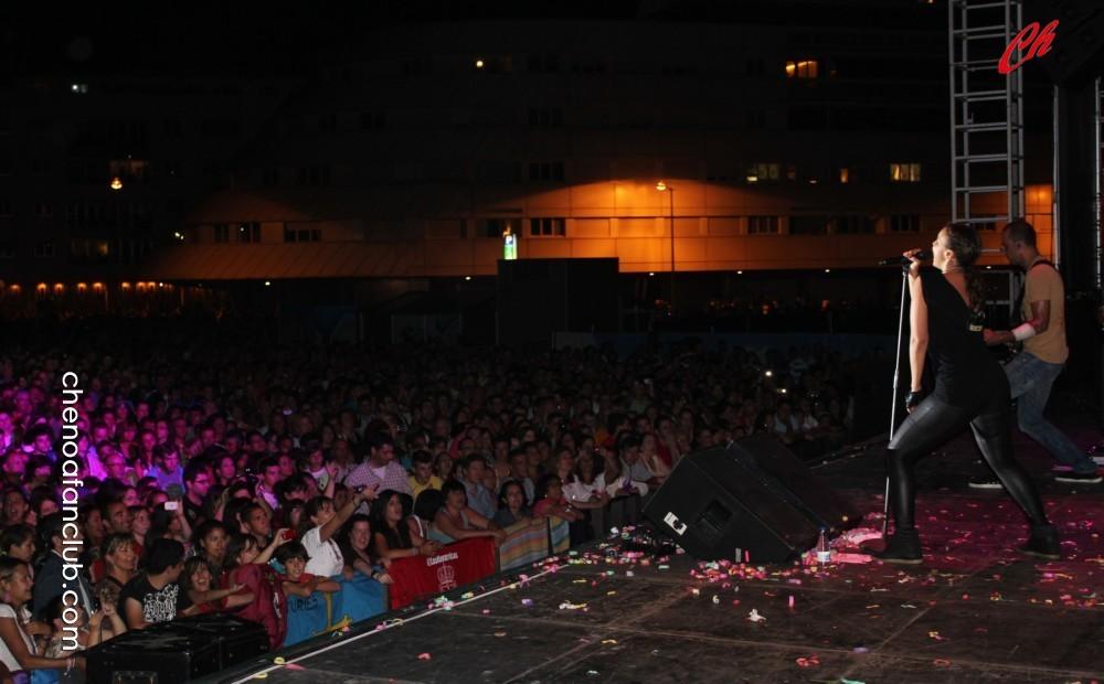 Concierto en Gijón