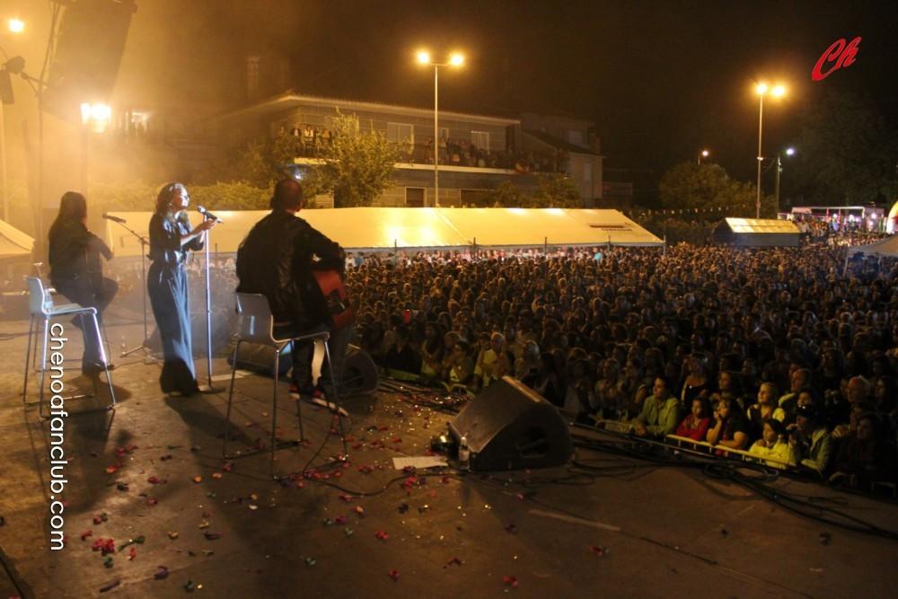 Concierto en Leiro (Ourense)