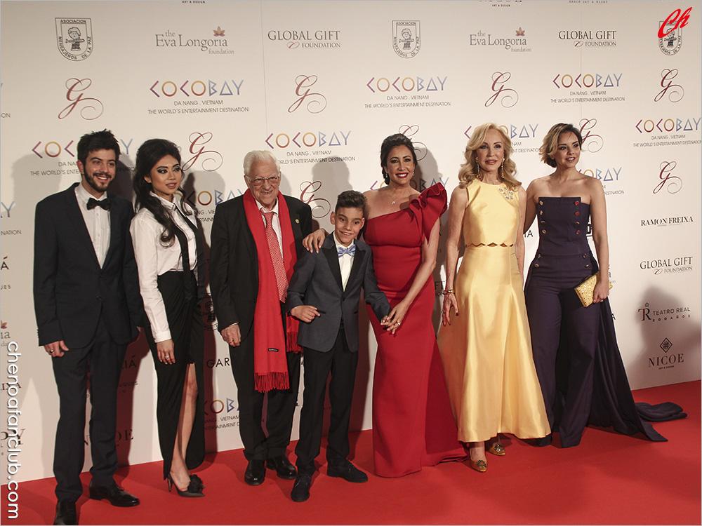 Gala Global Gift 2017 - 04/04/2017 Fotos Celia de la Vega