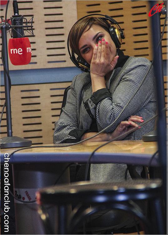 Fotos Abierto Hasta las 2 - RNE 31/05/2016 Fotos Celia de la Vega