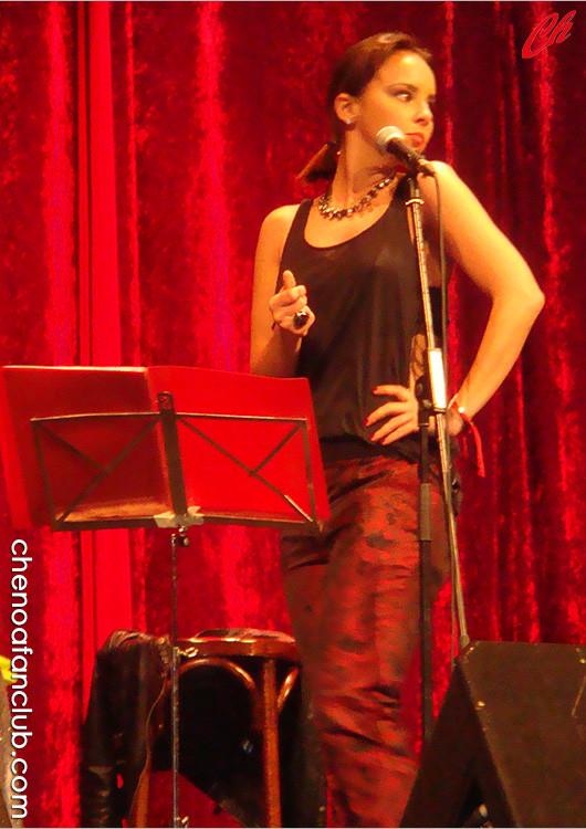 Fotos Concierto de Sitges - 05/04/2014 (Fotos Elena Segura)