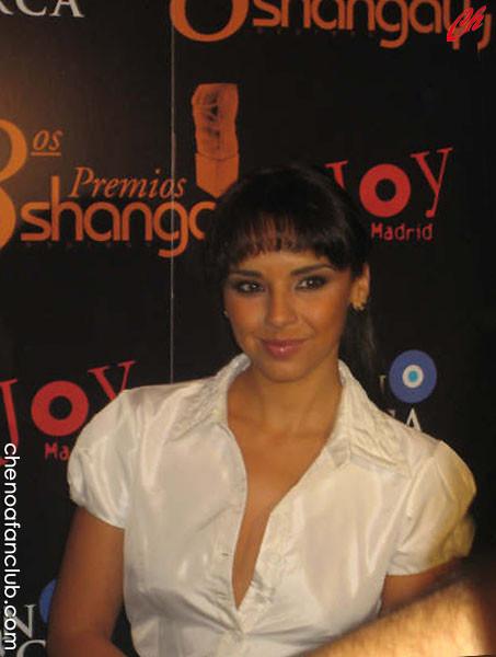 Premios Shangay - 2008