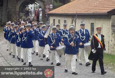 Bierbrauerfest Lemgo 2003