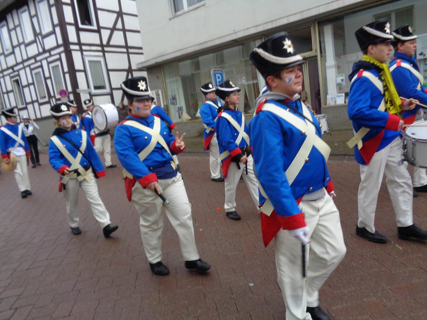 Karneval in Nieheim