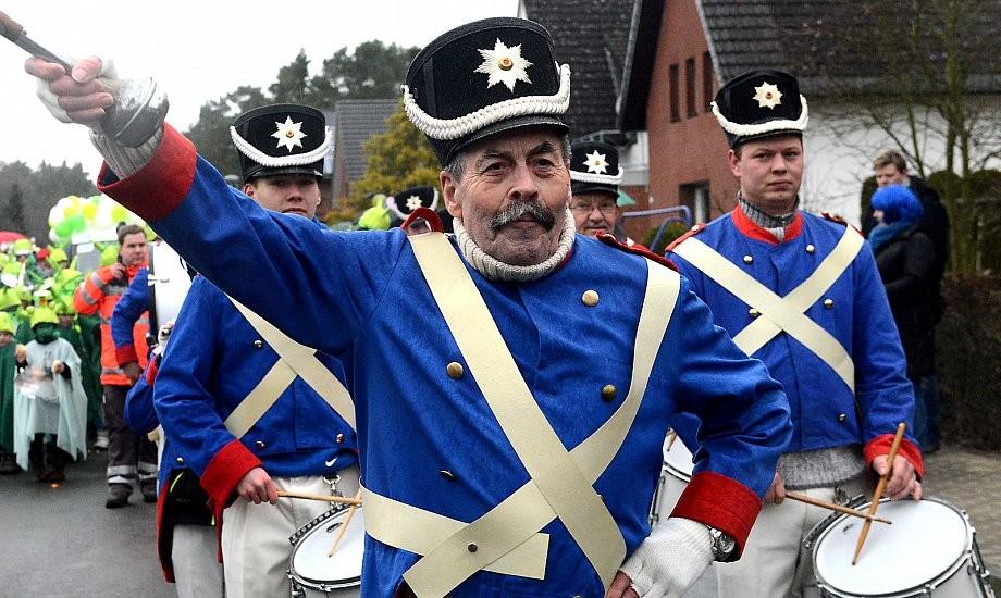 Kinderkarneval in Stukenbrock