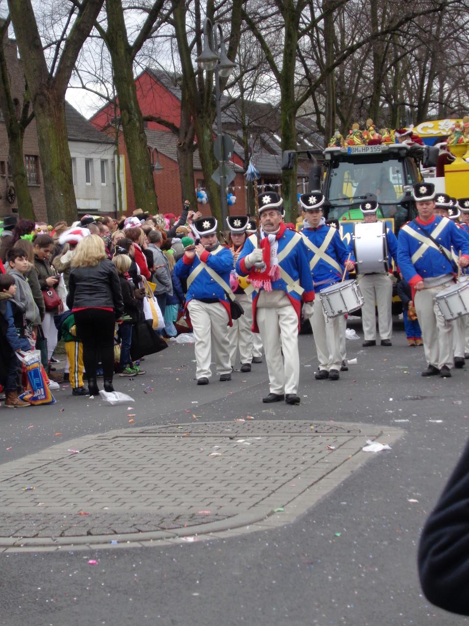 Karneval in Puhlheim