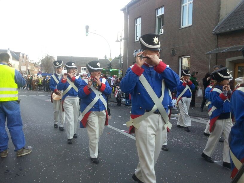 Karneval in Puhlheim (Köln)
