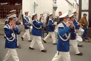 Schützenfest Brake 2003